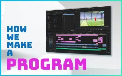 How we make a program